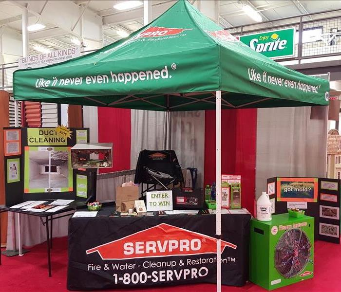 Fremont Home Show Booth 2016